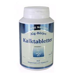 Kalktabletter Wapń, Alg-Börje, 500 tabletek