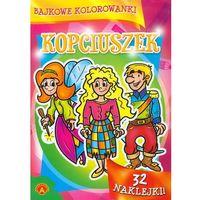Kolorowanki, Bajkowe kolorowanki Kopciuszek - Praca zbiorowa - Zaufało nam kilkaset tysięcy klientów, wybierz profesjonalny sklep