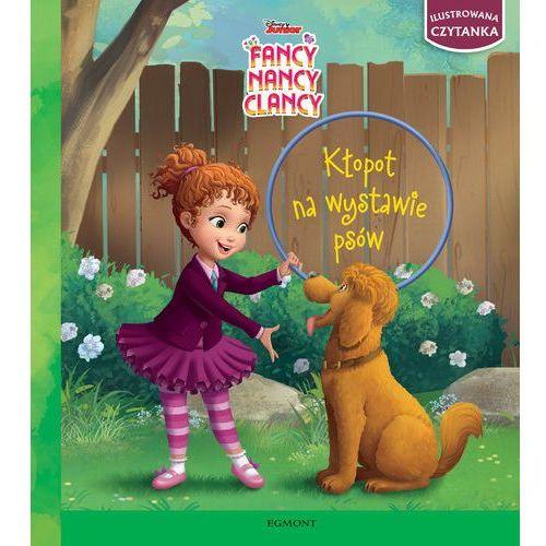 Książki dla dzieci, Kłopot na wystawie psów Ilustrowana czytanka - Praca zbiorowa (opr. broszurowa)