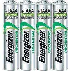 4 x akumulatorki Energizer R03/AAA Ni-MH 800mAh Extreme