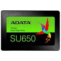 Dyski do notebooków, Dysk SSD ADATA Ultimate SU650 480GB ASU650SS-480GT-C
