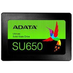 Dysk SSD ADATA Ultimate SU650 480GB ASU650SS-480GT-C