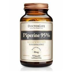Doctor Life, Piperine 95%, 90 kaps