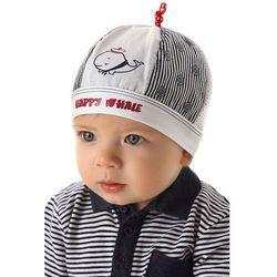 Czapka niemowlęca bawełniana 5X34CY Oferta ważna tylko do 2022-03-13