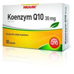 Koenzym Q-10 kaps. 0,03 g 30 kaps.