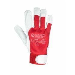 Rękawice robocze techniczne skóra kozia licowa COLUMBIAN- A ASEMBLY kategoria II