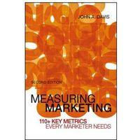 Biblioteka biznesu, Measuring Marketing