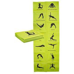 Składana mata do ćwiczeń jogi inSPORTline Shome