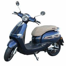 HECHT CITIS BLUE SKUTER ELEKTRYCZNY AKUMULATOROWY E-SKUTER MOTOR MOTOREK MOTOCYKL STYL RETRO VESPA - OFICJALNY DYSTRYBUTOR - AUTORYZOWANY DEALER HECHT promocja (--38%)
