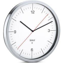 Zegar ścienny sterowany radiowo Blomus Crono biały (B65436)