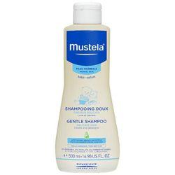 Mustela Bébé Gentle Shampoo szampon do włosów 500 ml dla dzieci