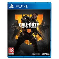 Gry na PS4, Call of Duty Black Ops 4 (PS4)