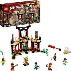 Lego NINJAGO Turniej żywiołów tournament of el.nts 71735