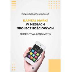 Kapitał marki w mediach społecznościowych (opr. broszurowa)