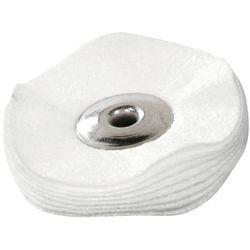 Tarcza polerska tkaninowa Dremel 423, średnica 26 x 3,2 mm