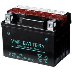 VMF Powersport Akumulator Liquifix, 12 V 3 Ah, MF YTX4L-BS Darmowa wysyłka i zwroty