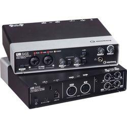 Steinberg UR 242 interface audio USB 2.0 Płacąc przelewem przesyłka gratis!