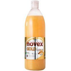 Novex gold light shampoo - szampon do włosów blond i rozjaśnianych 1000ml