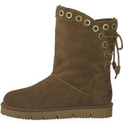Tamaris buty zimowe damskie 38 brązowy - BEZPŁATNY ODBIÓR: WROCŁAW!