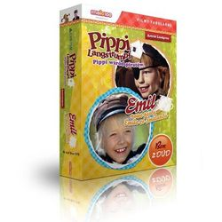 Pippi Langstrumpf/Emil ze Smalandii 2 (BOX 2DVD)