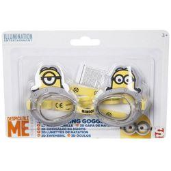Okulary do pływania Minionki