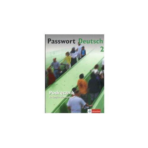 Książki do nauki języka, Passwort Deutsch 2 podręcznik (opr. miękka)