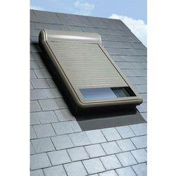 Roleta na okno dachowe FAKRO ELECTRO 230V 55x78 zewnętrzna elektryczna