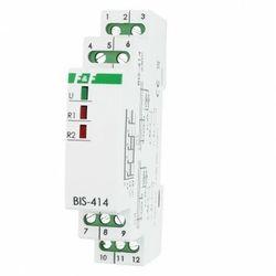 Przekaźnik impulsowy sekwencyjny świecznikowy 2x8A BIS-414 230V F&F 5755