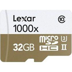 Karta pamięci LEXAR Professional 1000x microSDHC 32GB DARMOWY TRANSPORT