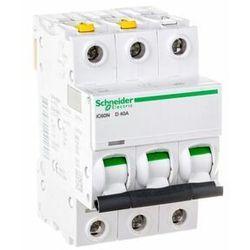Schneider Wyłącznik nadprądowy iC60N 3P D 40A A9F05340