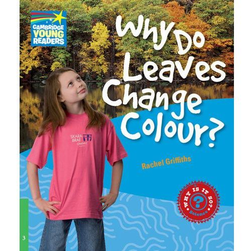 Książki do nauki języka, CYRF Why Do Leaves Change Colour? (lp) (opr. miękka)
