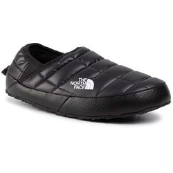 Kapcie THE NORTH FACE - Thermoball Traction Mule V NF0A3UZNKY4 Tnf Black/Tnf White