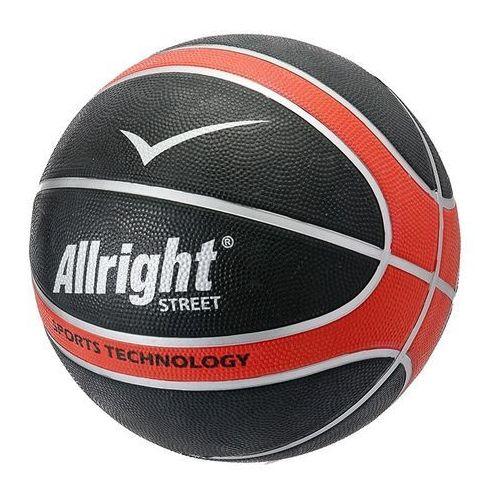 Koszykówka, Piłka do koszykówki Allright Street Red 7