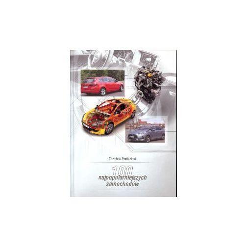 Biblioteka motoryzacji, 100 najpopularniejszych samochodów + zakładka do książki GRATIS (opr. broszurowa)