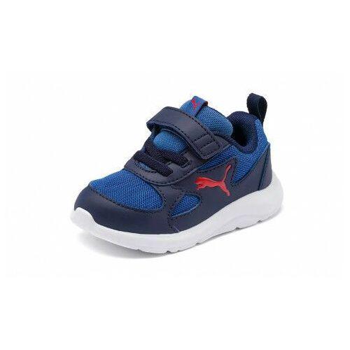 Pozostałe obuwie dziecięce, Puma buty chłopięce Fun Racer AC PS 19297203, 27 niebieskie