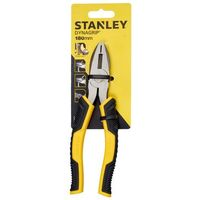 Szczypce i obcęgi, Stanley Szczypce CONTROL-GRIP 180mm uniwersalne