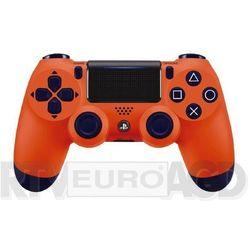 Sony Dualshock 4 v2 (pomarańczowy)