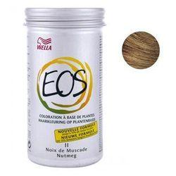 Wella EOS Coloring   Naturalna ziołowa farba do włosów kolor - Nutmeg 120g