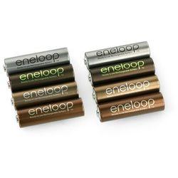 Akumulatory PANASONIC Eneloop Tones Earth R6 AA 1900mAh 8szt.