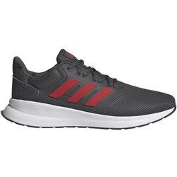Adidas buty do biegania męskie Falcon szare 42