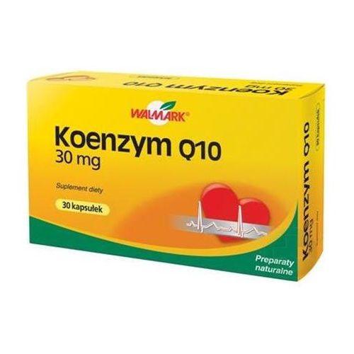 Leki na serce, Koenzym Q-10 kaps. 0,03 g 30 kaps.