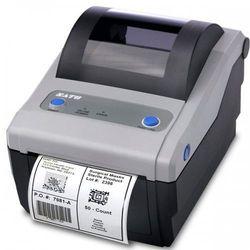 SATO CG408DT USB + IEEE - Biurkowa drukarka etykiet,druk termiczny