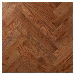 Deska podłogowa lita GoodHome Skara 15 x 82,6 x 300-1200 mm 0,86 m2