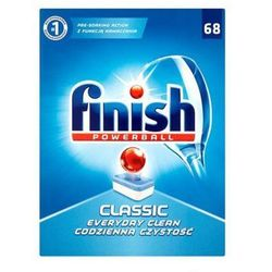 FINISH 68szt Powerball Classic Tabletki do zmywarki