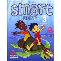 Książki do nauki języka, Smart Junior 3. Podręcznik (opr. twarda)