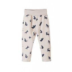 Spodnie dresowe niemowlęce 5M3315
