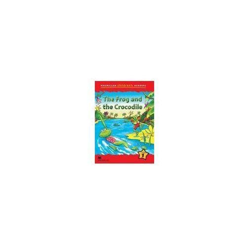 Książki do nauki języka, The Frog and the Crocodile. Macmillan Children's Readers 1 (opr. broszurowa)