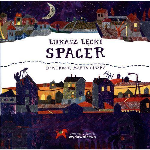 Książki dla dzieci, Spacer . (opr. kartonowa)