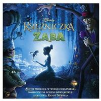 Piosenki dla dzieci, Princess And The Frog (Polish Version)(CD)