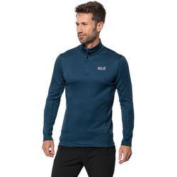 Męska koszulka termoaktywna ARCTIC XT HALF ZIP MEN poseidon blue - M
